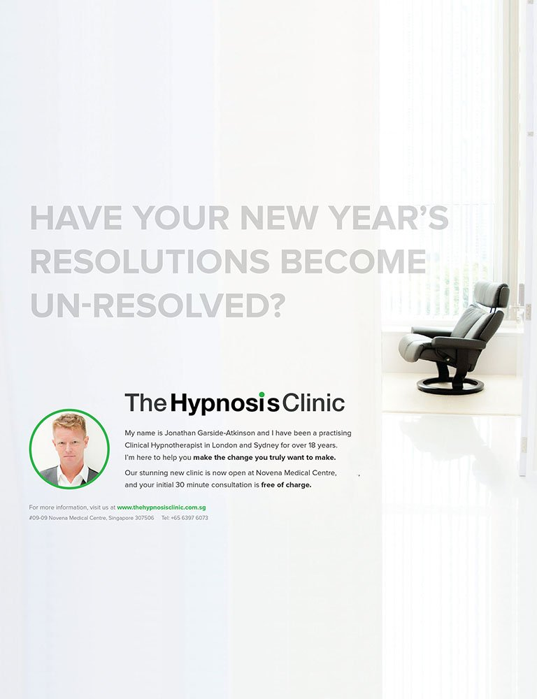 Press - Hypnotherapy in Singapore | Hypnosis in Singapore